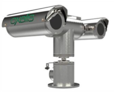 ST40-IP Explosion Protected IP PTZ Camera Station with Illumination